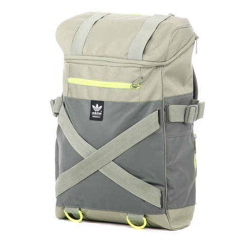 adidas - Urban Street Backpack (St Tent Green)  1a561806011ed