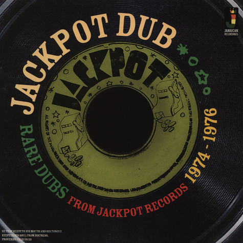 V.A. - Rare Dubs From Jackpot Records