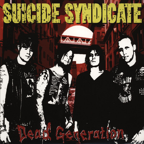 Suicide Syndicate - Dead Generation