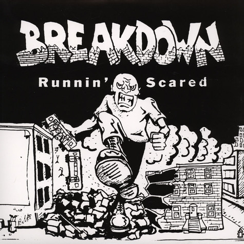 Breakdown - Running Scared
