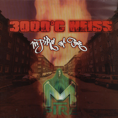 V.A. - 3000°C heiss - M-Pire on fire