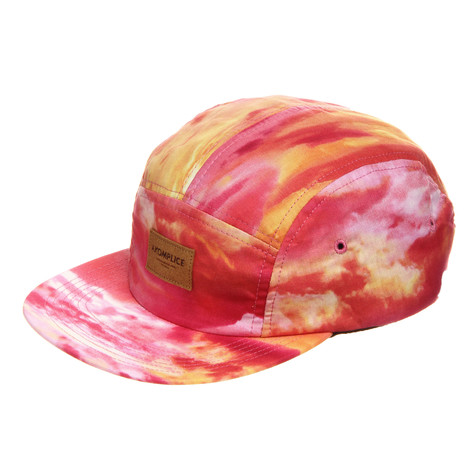 Akomplice - Red Ocean 5 Panel Cap