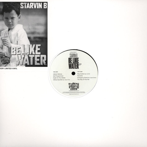 Starvin B - Be Like Water