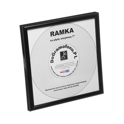 "Your Gramophone - 7"" Record Frame"
