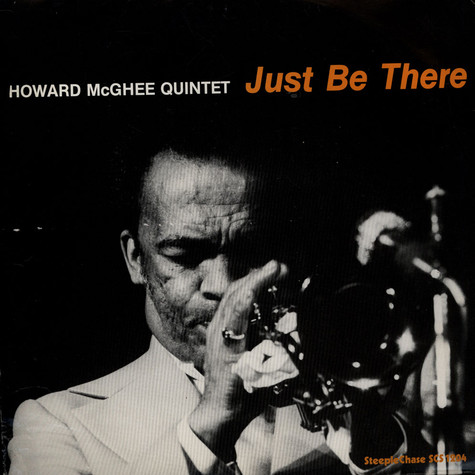 Howard McGhee Quintet - Just Be There