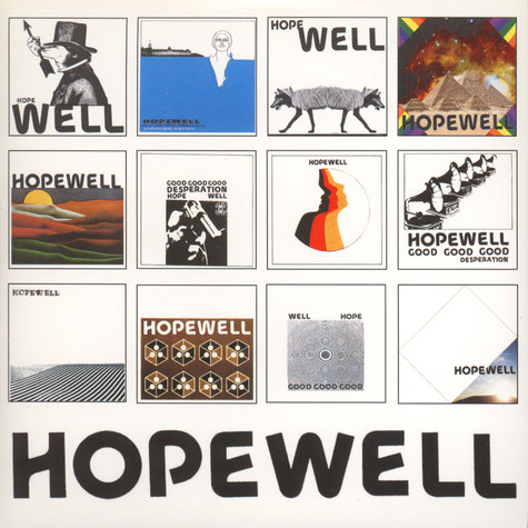 Hopewell - Good Good Desperation