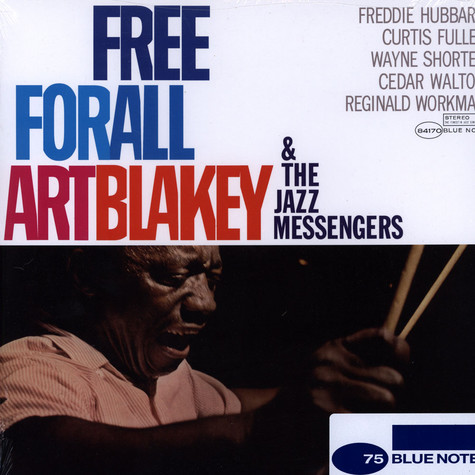 Art Blakey & The Jazz Messengers - Free For All