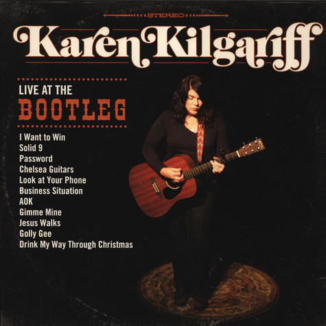 Karen Kilgariff - Live At The Bootleg