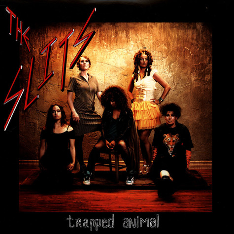 Slits, The - Trapped Animal