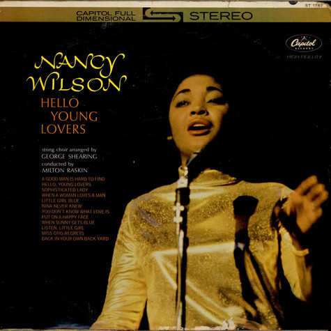 Nancy Wilson - Hello Young Lovers