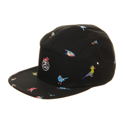 Stüssy - Birds Camp Cap