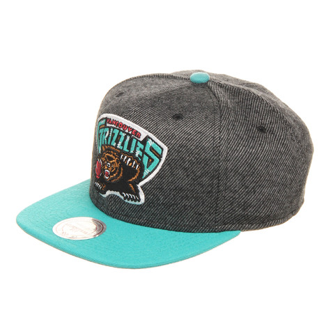 Mitchell & Ness - Vancouver Grizzlies NBA Reverse Wool Snapback Cap
