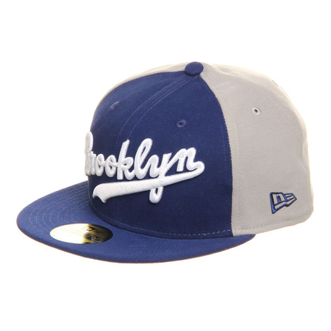New Era - Brooklyn Dodgers Coopworld 59fifty Cap