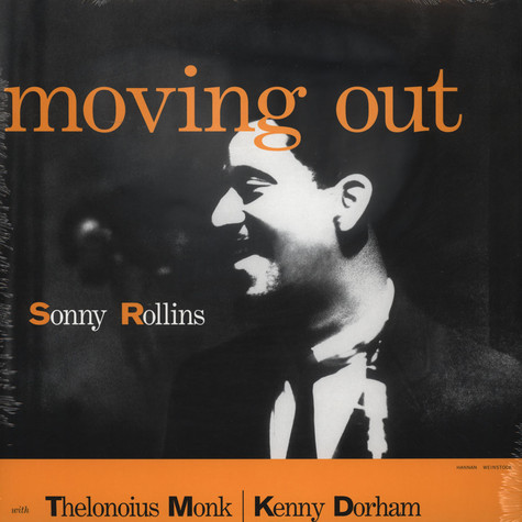 Sonny Rollins With T. Monk & K. Dorham - Movin' Out