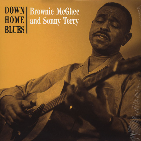 Brownie Mcghee & Sonny Terry - Down Home Blues