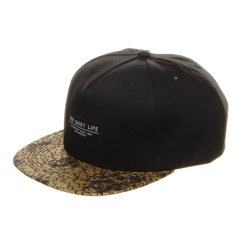 The Quiet Life - Metallic Snapback Cap