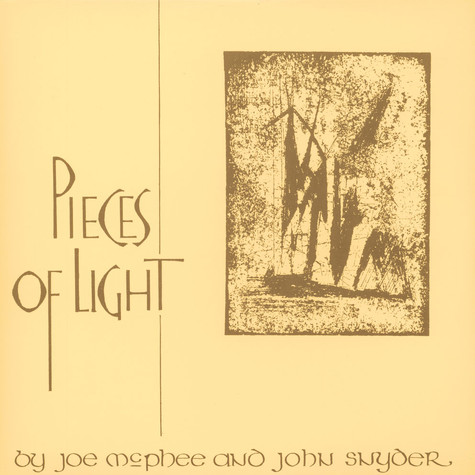 Joe McPhee & John Snyder - Pieces Of Light