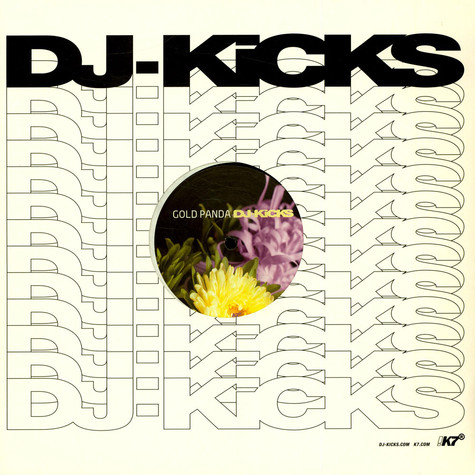 Gold Panda - DJ-Kicks