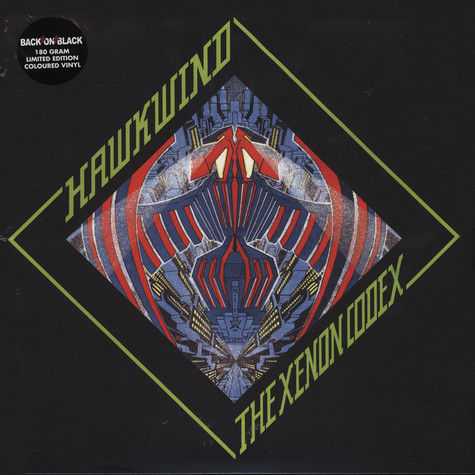 Hawkwind - Xenon Codex