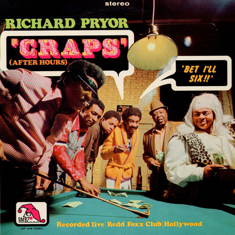 "Richard Pryor - ""CRAPS"" - After Hours"