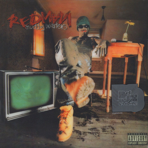 Redman - Muddy Waters 3D Cover Edition