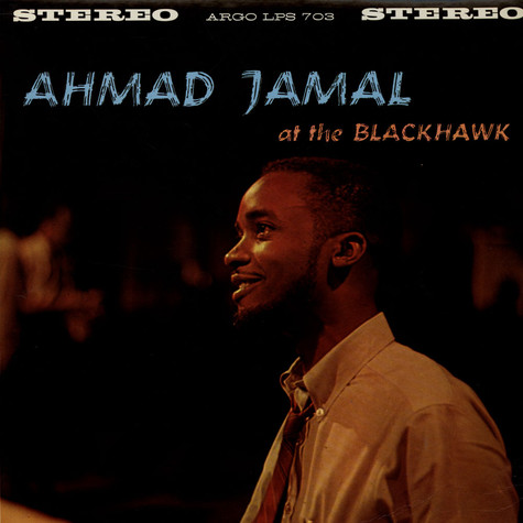 Ahmad Jamal - At The Blackhawk