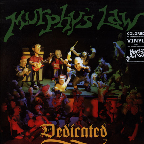 Murphy's Law - Dedicated