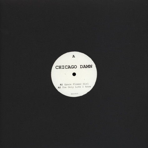 Chicago Damn - Space Flower Girl