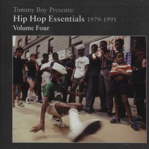 Tommy Boy presents - Hip Hop Essentials Volume 4