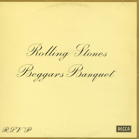 Rolling Stones, The - Beggars Banquet