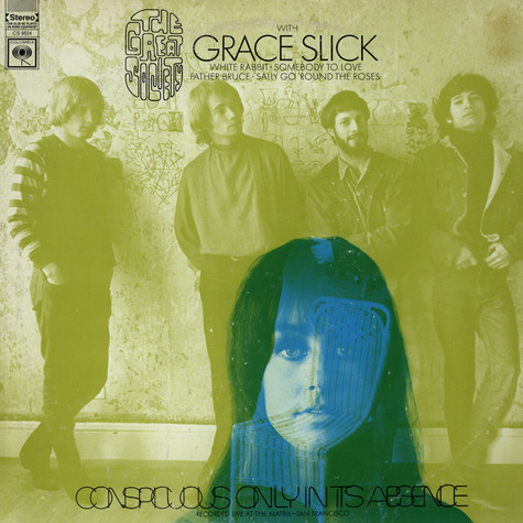 Great Society, The With Grace Slick - Conspicuous Only In Its Absence