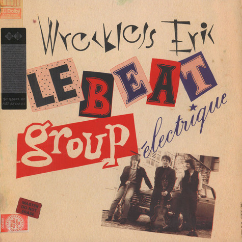 Wreckless Eric - Le Beat Group Électrique