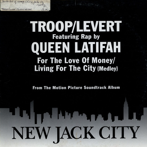 Troop & Levert - For The Love Of Money / Living For The City (Medley)