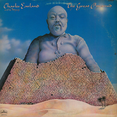 Charles Earland And Odyssey - The Great Pyramid