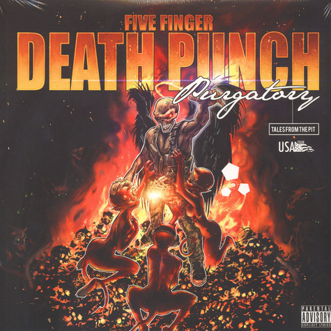 Five Finger Death Punch - Purgatory: Tales From The Pit