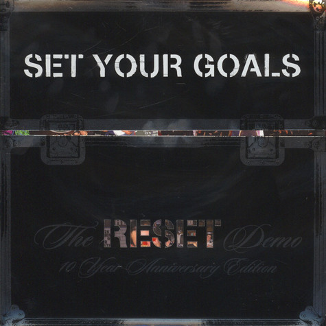 Set Your Goals - The Rest Demo 10 Year Anniversary Edition