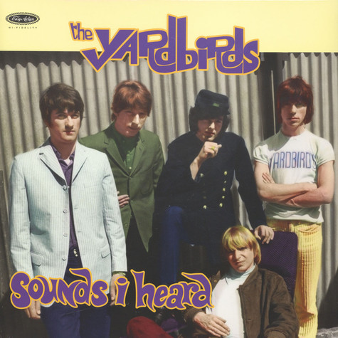 Yardbirds - Sounds I Heard