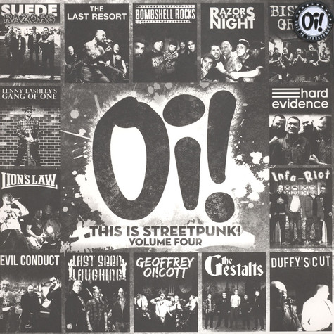 V.A. - Oi! This Is Streetpunk: Volume 4