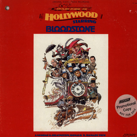 Bloodstone - OST Train Ride To Hollywood