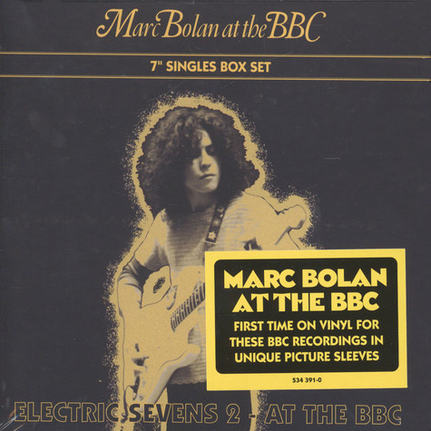 Marc Bolan - Marc Bolan A The BBC: Electric Sevens 2