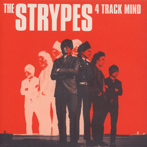 Strypes, The - 4 Track Mind