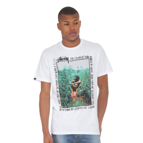 Stüssy x Peter Tosh - Be Seen T-Shirt