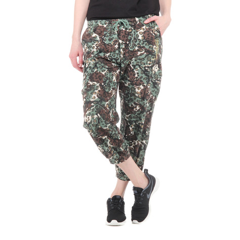 Stüssy - Cheetah Camo Women Pants