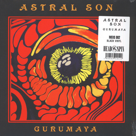 Astral Son - Gurumaya Black Vinyl Edition