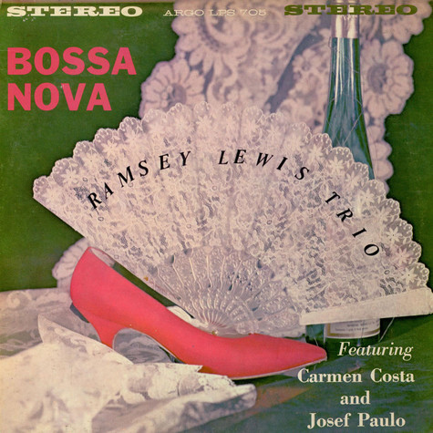 Ramsey Lewis Trio, The - Bossa Nova