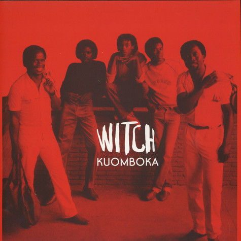 Witch - Kuomboka