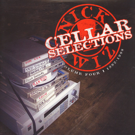 Nick Wiz - Cellar Selections Volume 4: 1992-1998