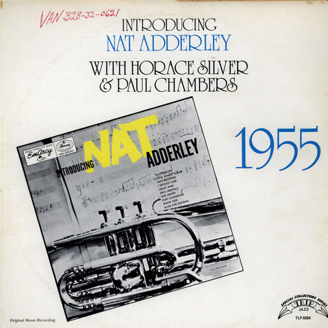 Nat Adderley - Introducing Nat Adderley