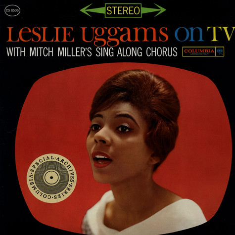 Leslie Uggams With Mitch Miller And His Sing-Along Chorus - Leslie Uggams On TV