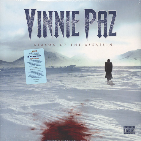 Vinnie Paz of Jedi Mind Tricks - Season Of The Assassin